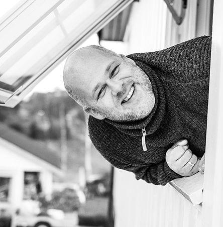Om meg - Fredrik Kibsgaard - Kibsgaard Takst As - Takstmann Kristiansand